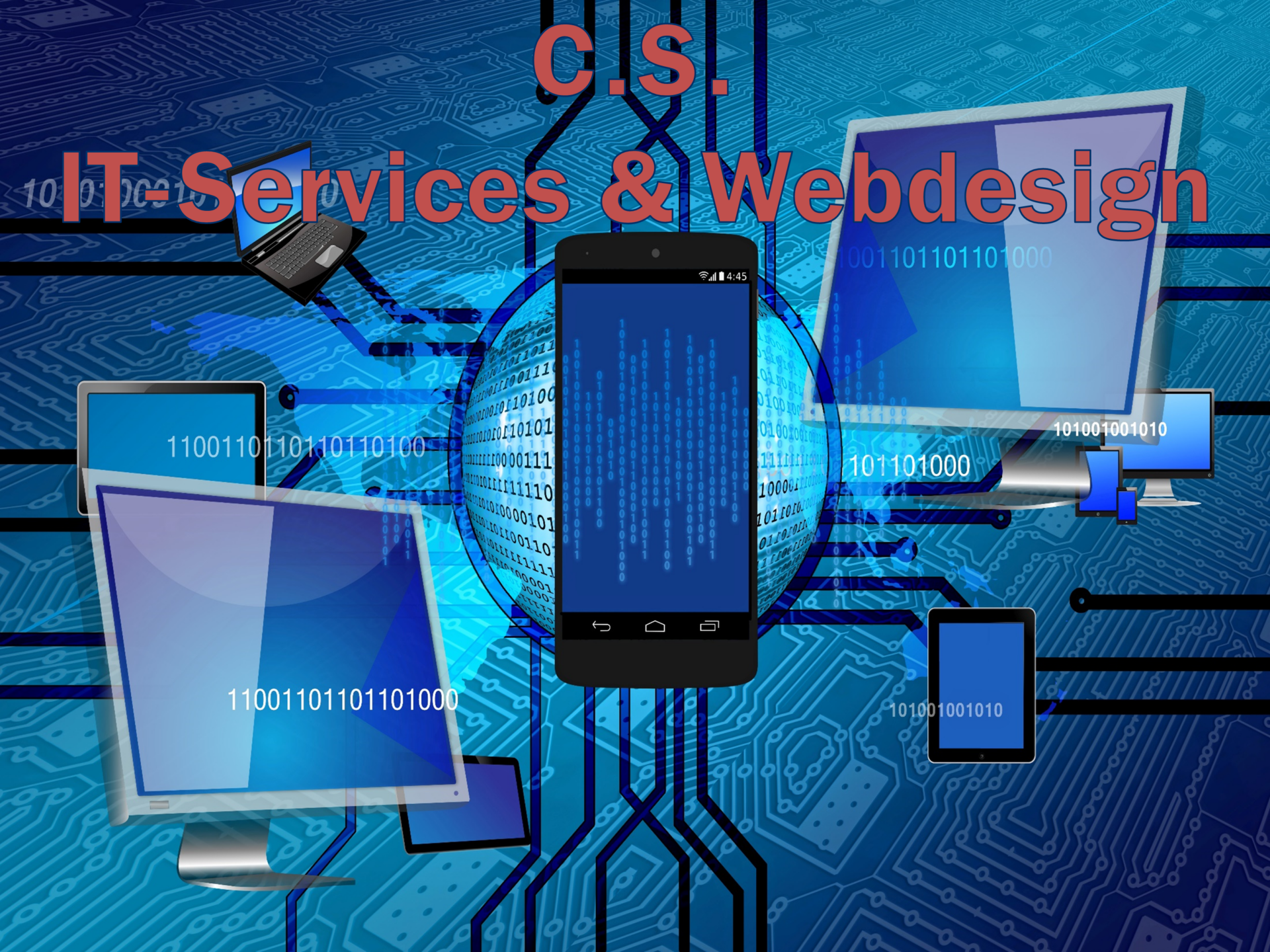 C.S. IT-Services & Webdesign